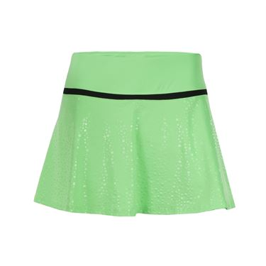 Fila Spotlight Flirty Skirt - Lime Tonic/Black