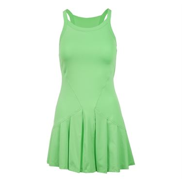 Fila Spotlight Flirty Dress - Lime Tonic