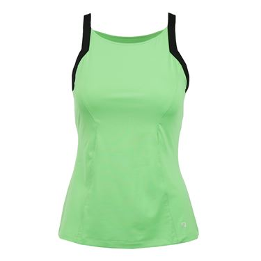 Fila Spotlight Tank - Lime Tonic/Black