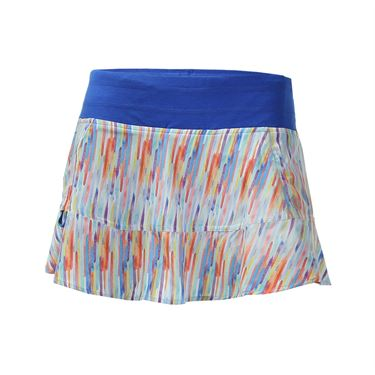 Tasc Rhythm Printed Skirt - Rainbow Rain