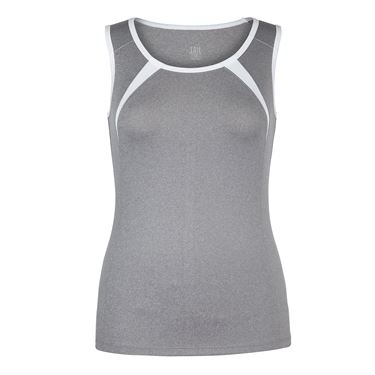 Tail Logana Crew Neck Tank - Frosted Heather
