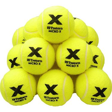 Tretorn Micro X Pressureless 72 Tennis Ball Bucket