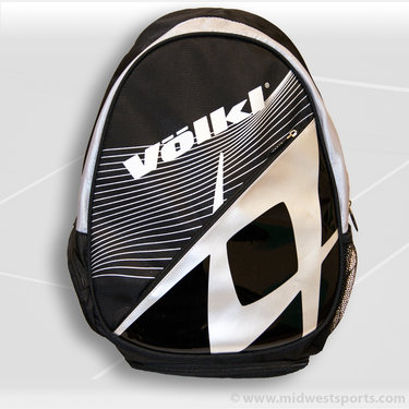 Volkl Tour Backpack Silver/Black Tennis Bag