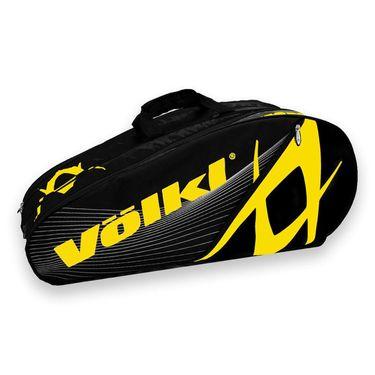 Volkl Team Mega Black/Yellow Tennis Bag