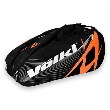 Volkl Team Mega Black/Orange Tennis Bag