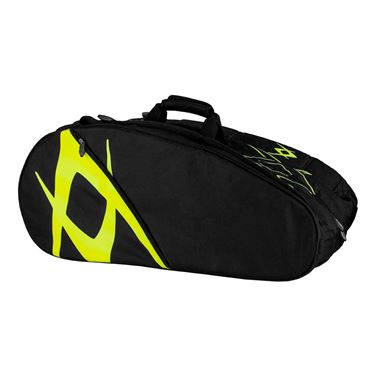 Volkl Team Mega Tennis Bag Black/Neon Yellow