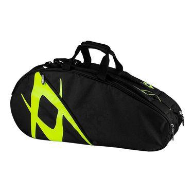 Volkl Team Combi Tennis Bag Black/Neon Yellow