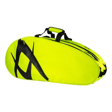 Volkl Team Combi Tennis Bag Neon Yellow/Black