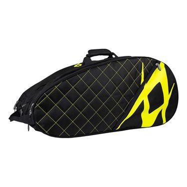 Volkl Tour Mega Tennis Bag - Black/Neon Yellow