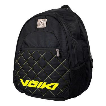 Volkl Tour Backpack - Black/Neon Yellow