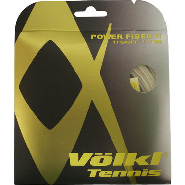 Volkl Power Fiber II 17G Tennis String