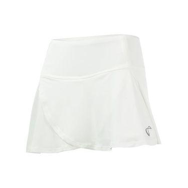 Athletic DNA Tulip Skirt - White