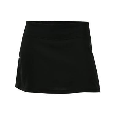 Head First Serve Woven Skirt - Black