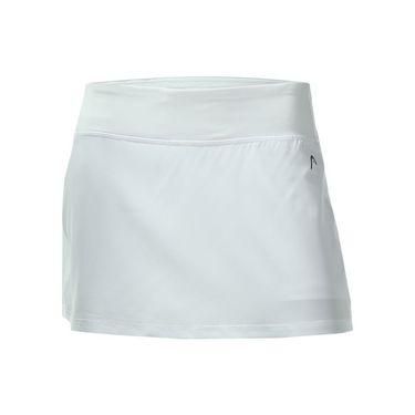 Head First Serve Woven Skirt - White