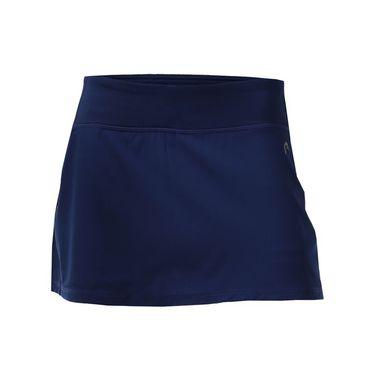 Head First Serve Woven Skirt - Medieval Blue