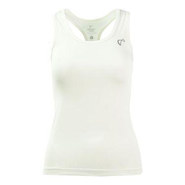 Athletic DNA Refresh Sport Tank - White