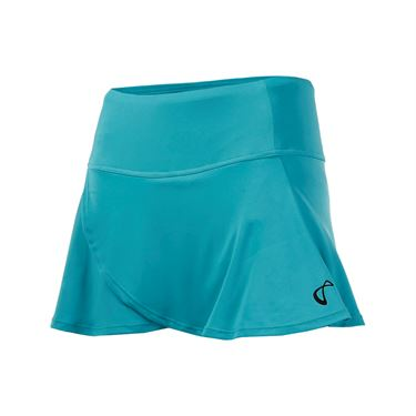 Athletic DNA Tulip Skirt - Aqua
