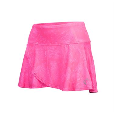 Athletic DNA Tulip Skirt Butterfly - Pink
