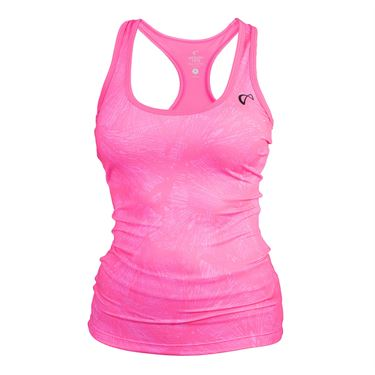 Athletic DNA Refresh Sport Tank Butterfly - Pink