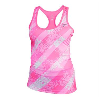 Athletic DNA Refresh Sport Tank Splash - Pink