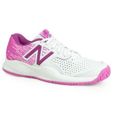 New Balance WC696WP3 (D) Womens Tennis Shoe
