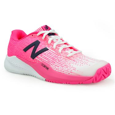 New Balance WC996PB3 (D) Womens Tennis Shoes - Alpha Pink/White