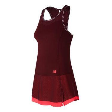 New Balance Tournament Dress - Cabernet