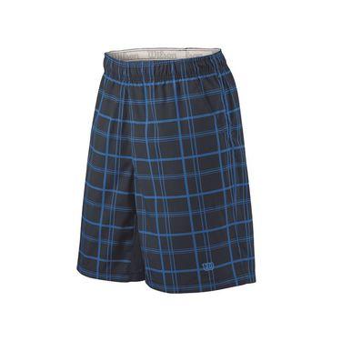 Wilson Rush 10 Inch Plaid Shorts- Midnight