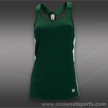 Wilson Team Tank II - Forest Green