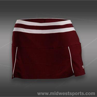 Wilson Team Skirt II - Cardinal Red