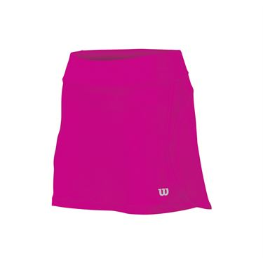 Wilson Sporty 12.5 Inch Skirt - Pink Glo