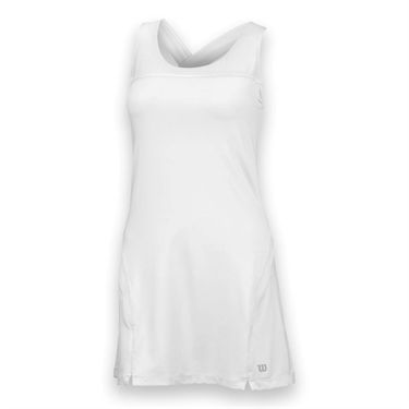 Wilson Team Dress II - White