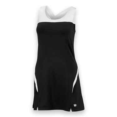 Wilson Team Dress II - Black/White