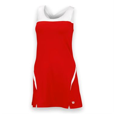 Wilson Team Dress II - Red/White