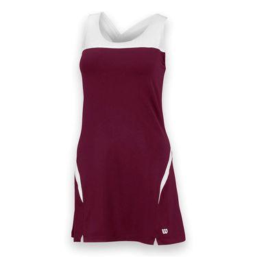 Wilson Team Dress II - Cardinal/White