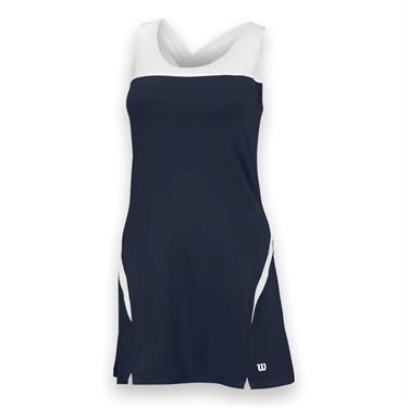 Wilson Team Dress II - Navy/White
