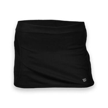 Wilson Girls 11 Inch Sporty Skirt - Black