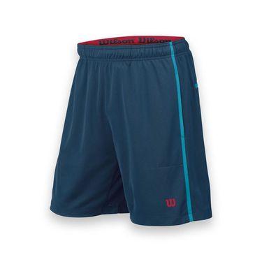 Wilson Knit Tennis Short - Pacific Teal/Lt Ultramarine