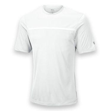 Wilson Team Crew - White