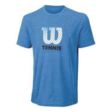 Wilson Tennis Graphic Tee - Blue