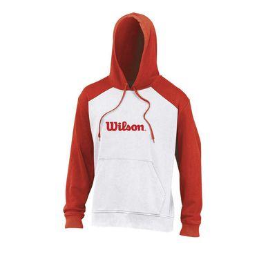 Wilson Mens Fleece Hoodie