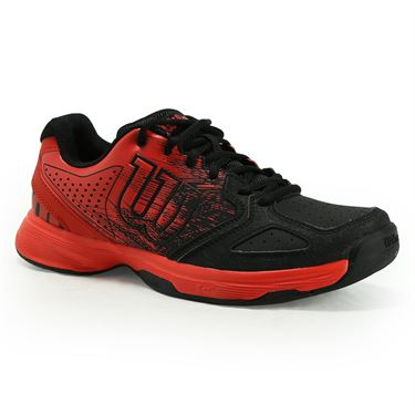 Wilson Kaos Comp Junior Tennis Shoe