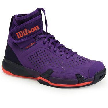 Wilson Amplifeel All Court Womens Tennis Shoe - Tillandsia Purple/Evening Blue