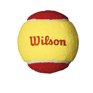 Wilson Starter Game Balls Low Compression Red 36 Pack WRT13710B