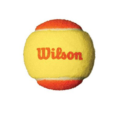 Wilson Starter Game Balls Low Compression Orange 48 Pack WRT13720B