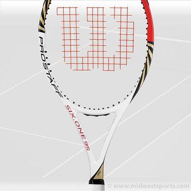Wilson Pro Staff Six One 95 BLX Tennis Racquet DEMO