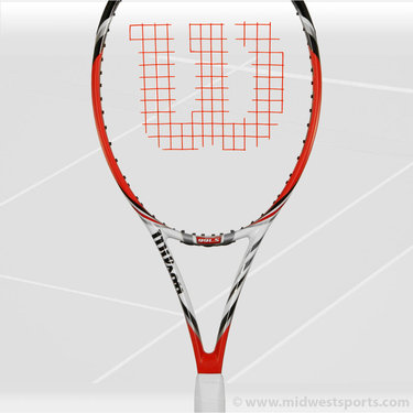 Wilson Steam 99 LS Tennis Racquet