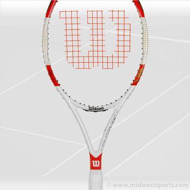 Wilson Six One 95L Tennis Racquet DEMO