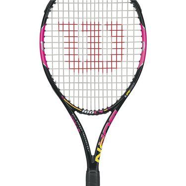 Wilson Burn 100 LS Pink Tennis Racquet
