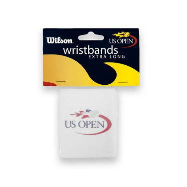 Wilson US Open Extra Long Wristbands